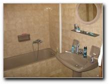 Ванна в отеле Амниссос